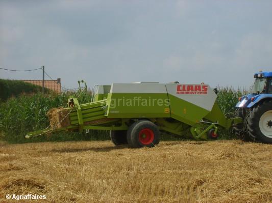 Presse alta densit usate e nuove in vendita agriaffaires for Vendita presse usate