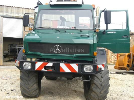 unimog usati e nuovi in vendita agriaffaires. Black Bedroom Furniture Sets. Home Design Ideas