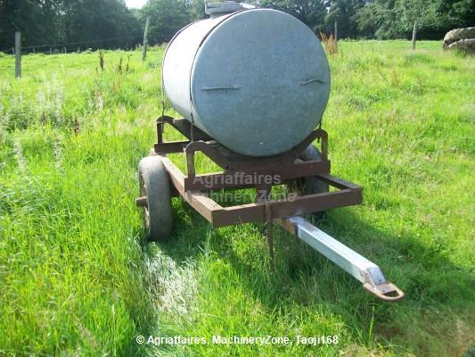 Serbatoi Per Acqua Usati E Nuovi In Vendita Agriaffaires